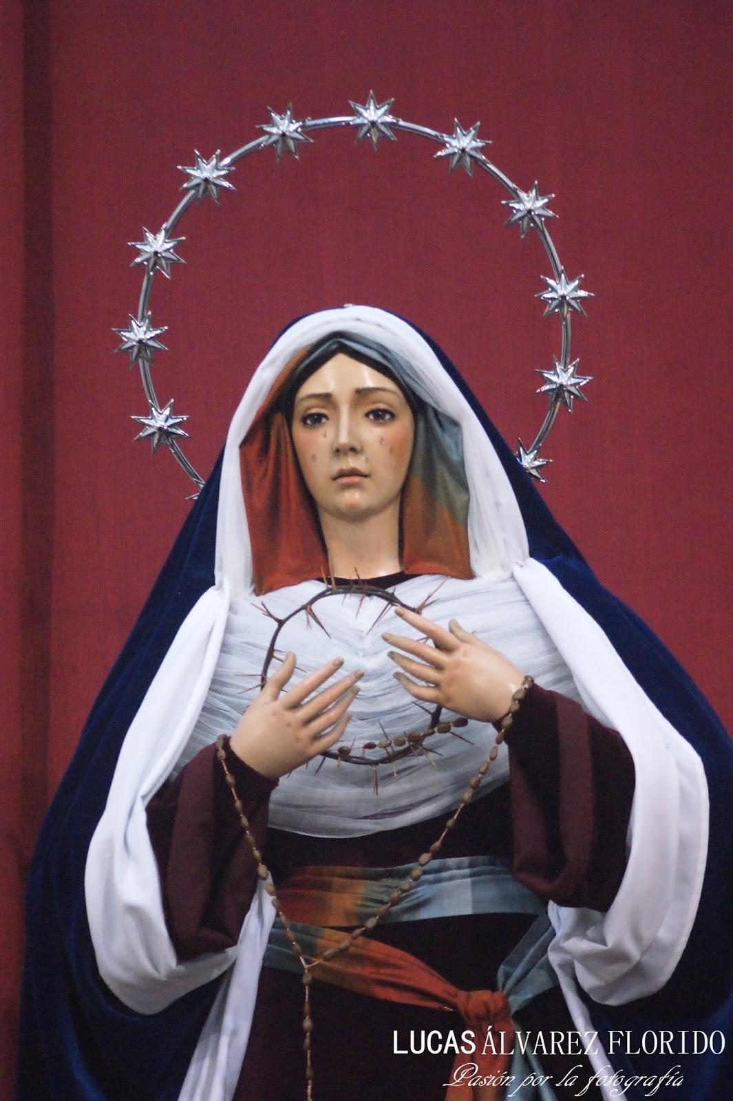 El Ayuntamiento de La Barca concede la medalla de oro a la Virgen de los Dolores