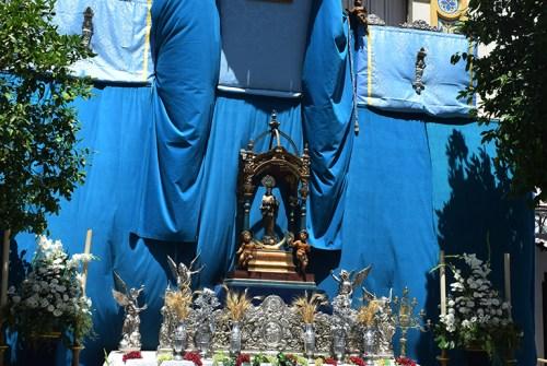 Las vísperas del Corpus desde el objetivo de Lucas Álvarez