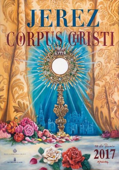 Todo lo que tiene que saber acerca de la celebración del Corpus Christi en nuestra ciudad