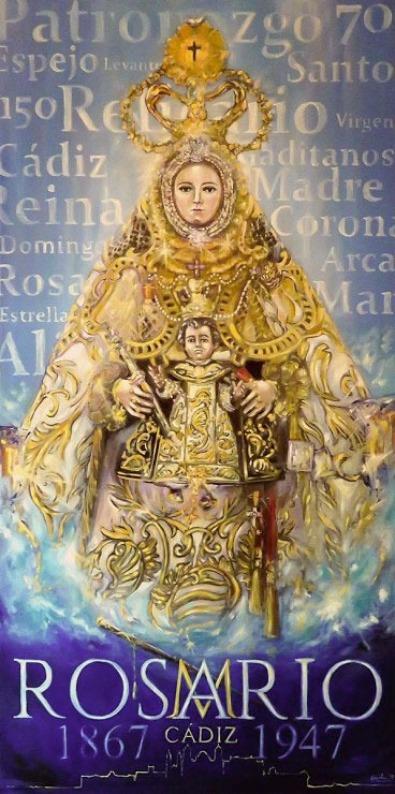 La Magna Mariana de Cádiz al detalle