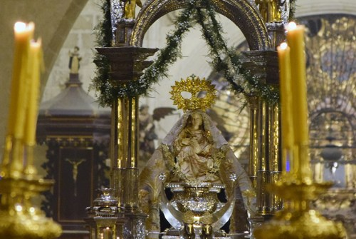 Cultos en honor a Nuestra Señora de Consolación