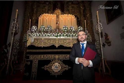 Angel Luis Rodríguez Aguilocho tendrá a su cargo el 'Pregón del Costalero´