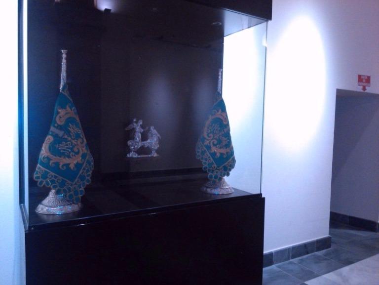 Los Claustros acogerán desde el lunes la Exposición Mariana con motivo del IV Centenario Inmaculista