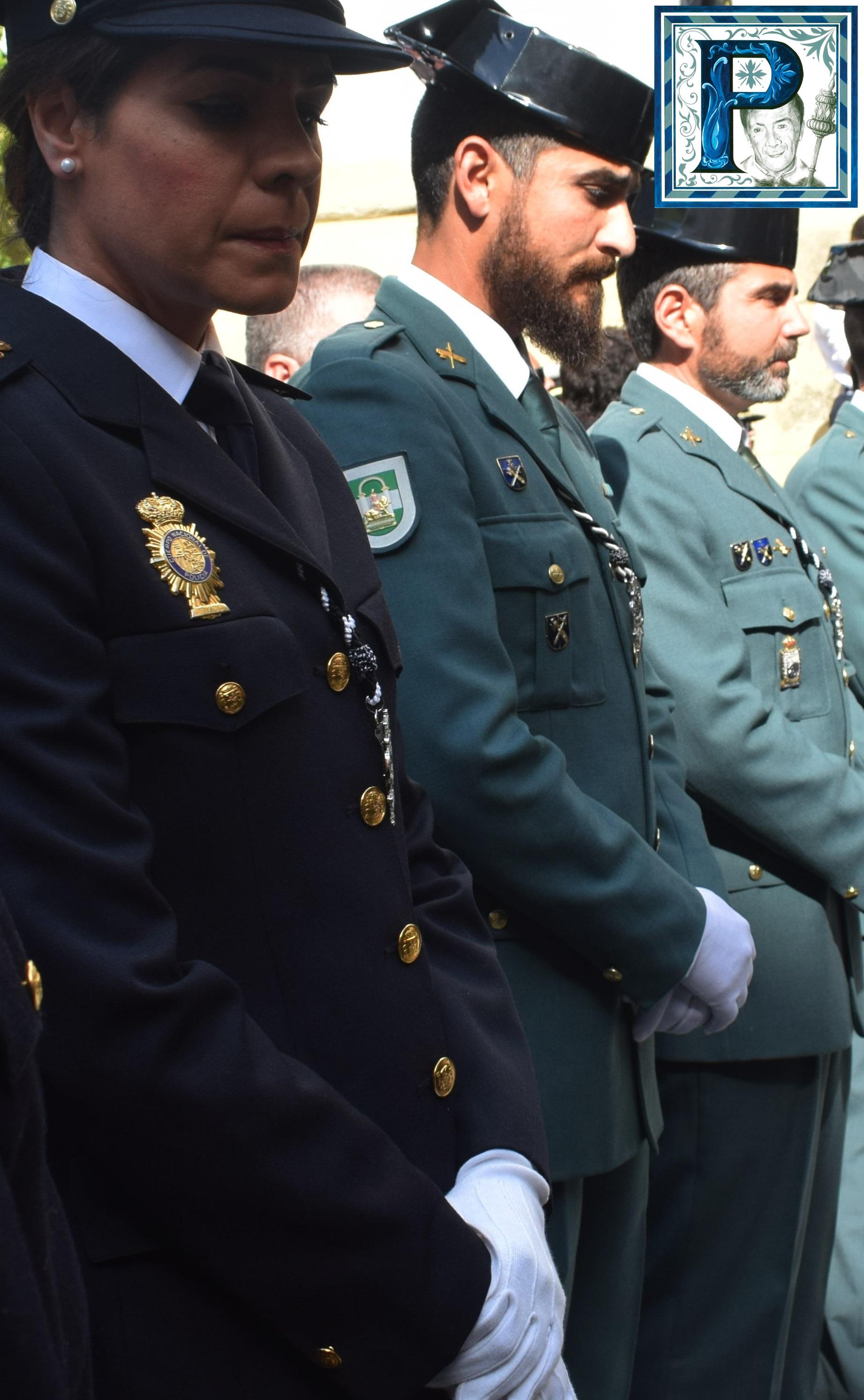 """""""La Guardia Civil y el Cuerpo Nacional de Policía"""" por Fernando Barrera Romero"""