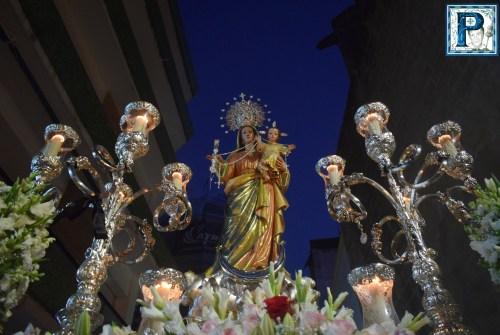 Actos y cultos en honor a la Virgen del Rosario del Beaterio