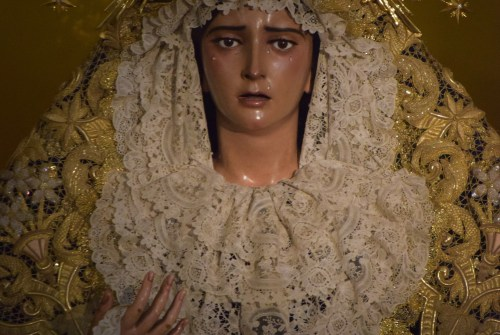 EN VIDEO: «La salida de la Virgen de la Estrella»