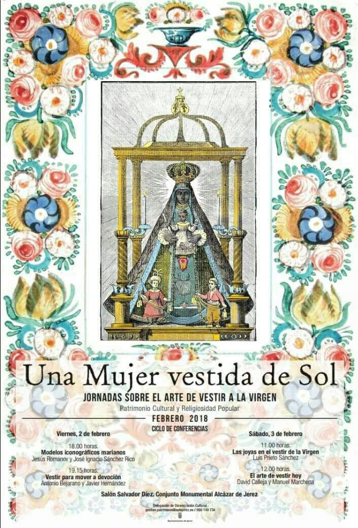 Jornadas sobre el arte de vestir a la Virgen