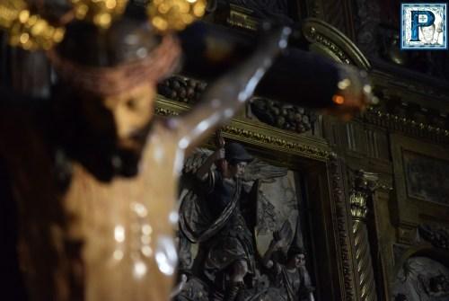 El Santo Crucifijo conmemora su Carta de Hermandad con la Orden Mercedaria
