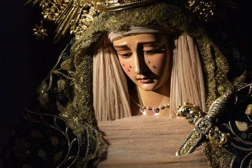 Tríduo en honor a la Inmaculada del Voto y a la Virgen de la Esperanza en San Francisco