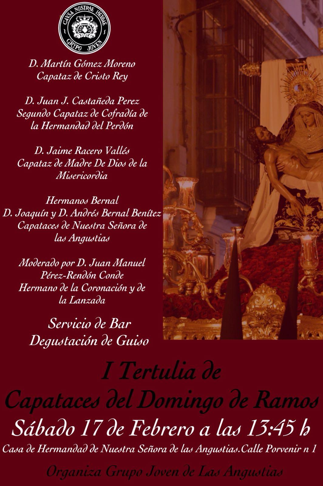 I Tertulia Capataces del Domingo de Ramos