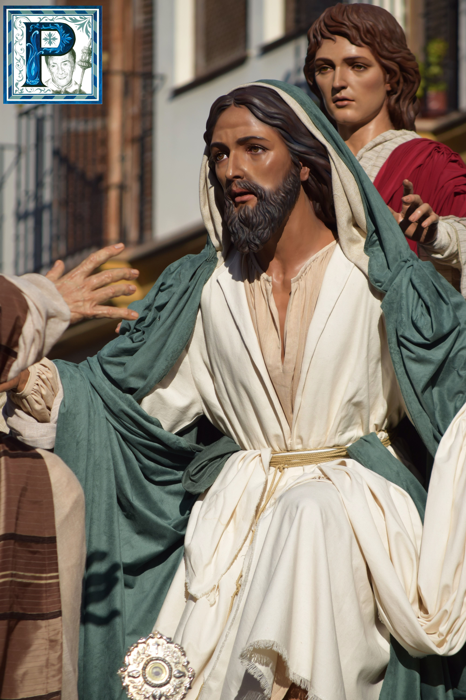 Bondad y Misericordia estrenará su nuevo paso la próxima Semana Santa