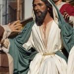 La procesión de Bondad y Misericordia desde el objetivo de Lucas Álvarez