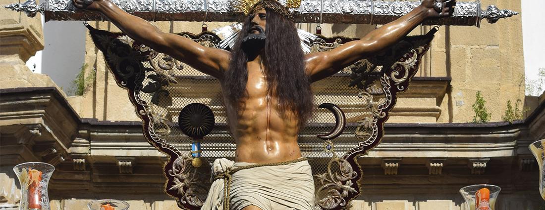 """El Cristo de la Expiración preside la quinta edición de """"El Pertiguero, la revista"""""""