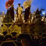 El fiscal: Marchas procesionales I, salidas y recogidas