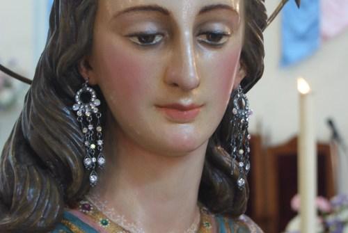 El besamanos de María Auxiliadora del Lora Tamayo desde el objetivo de Lucas Álvarez