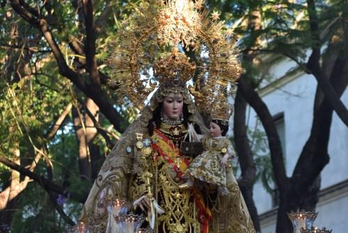 Días intensos en torno a la Reina del Carmelo