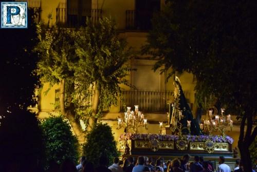 La procesión de Santa Marta desde el objetivo de Lucas Álvarez