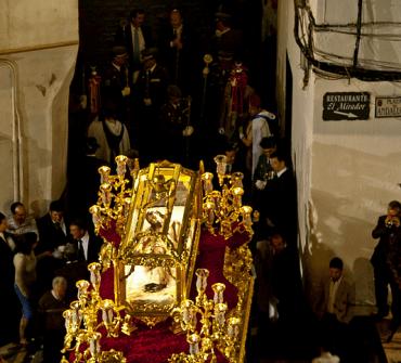 Hermandades de la Diócesis: Santo Entierro de Setenil
