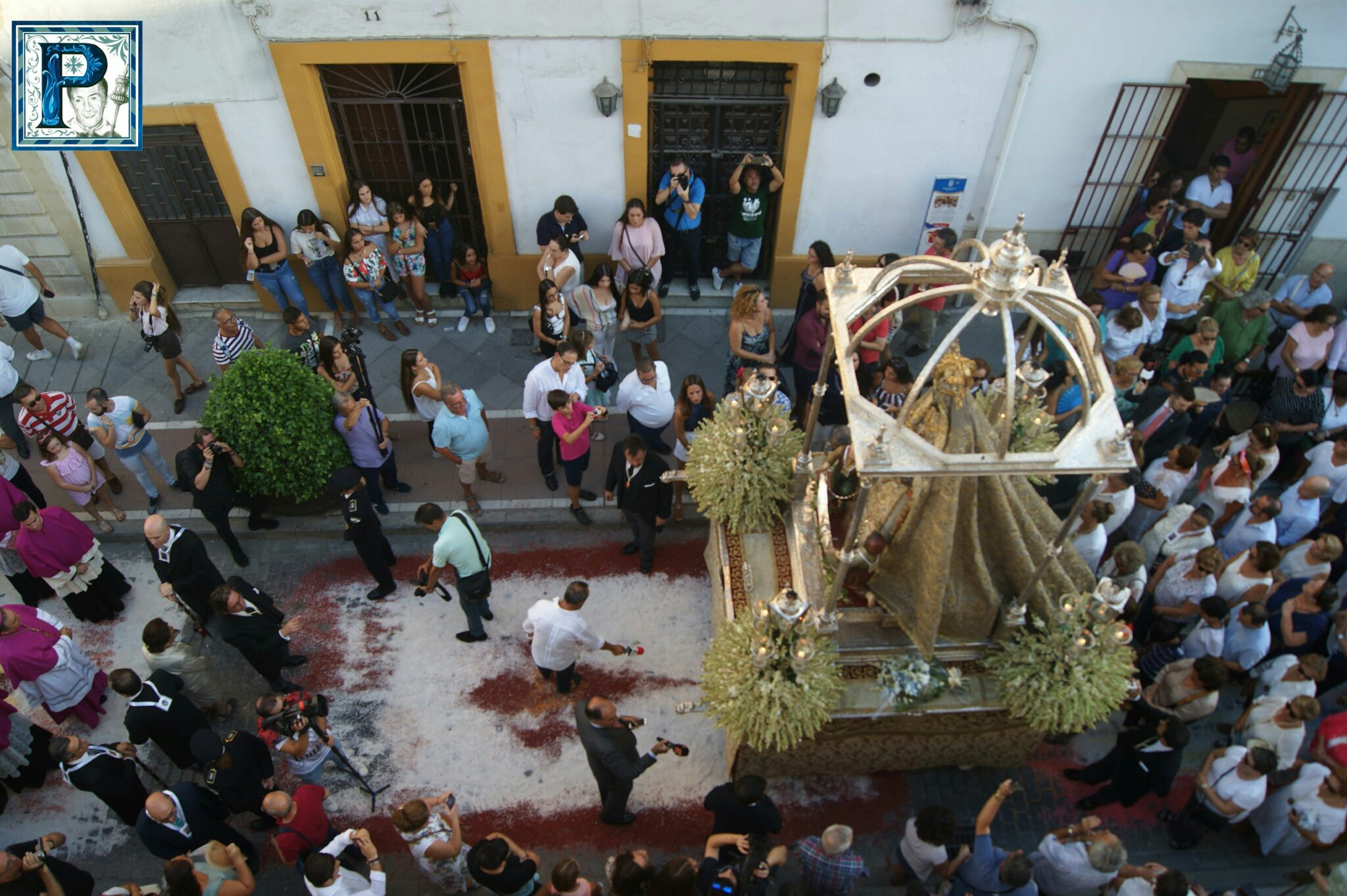 La Basílica de la Merced acoge desde hoy la celebración de la Octava en honor a nuestra patrona