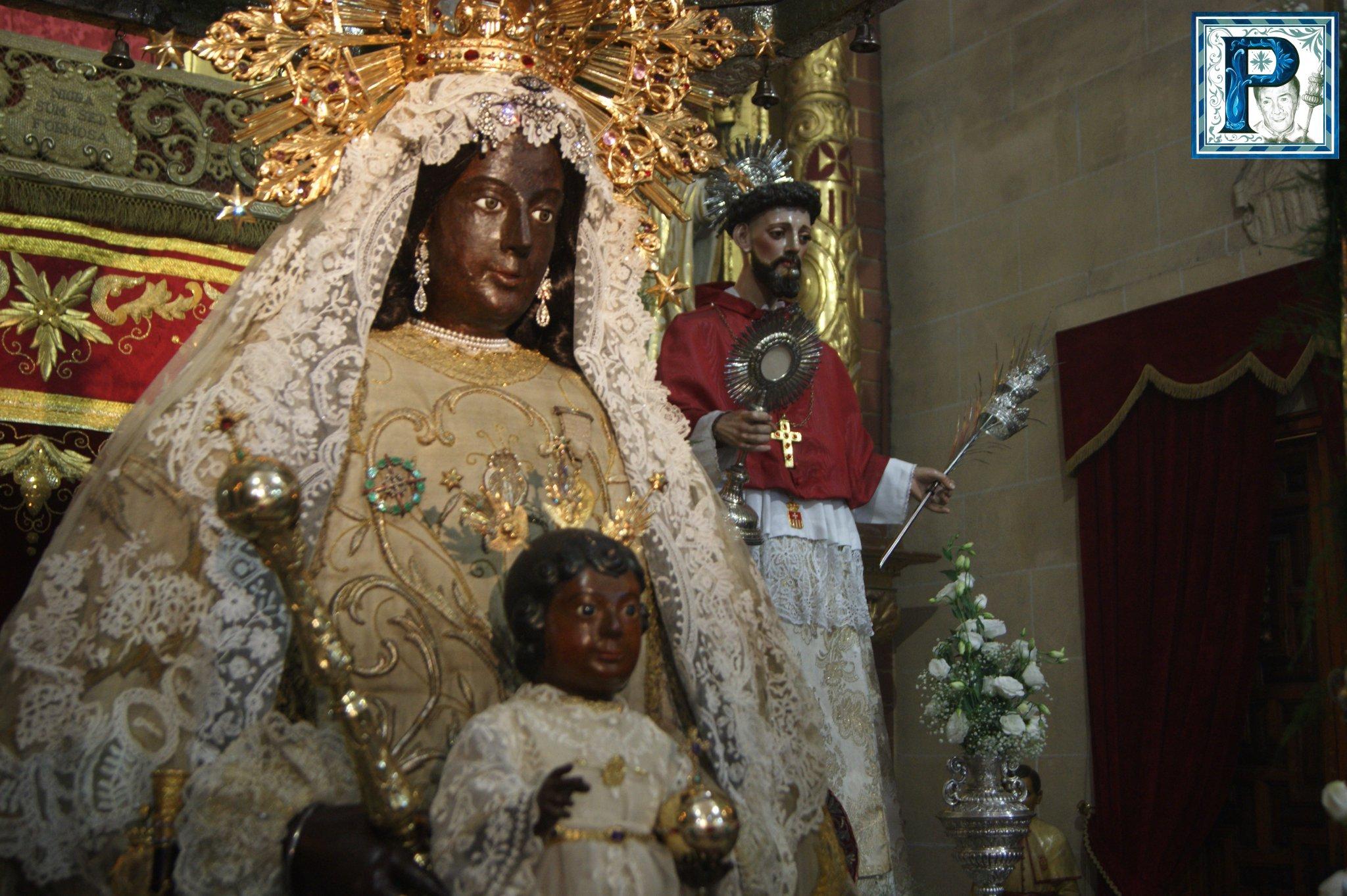 Novena en honor a la Santísima Virgen de la Merced