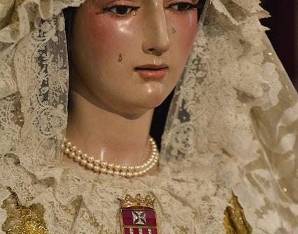 SEVILLA|El besamanos a la Virgen de las Mercedes desde el objetivo de Benito Álvarez