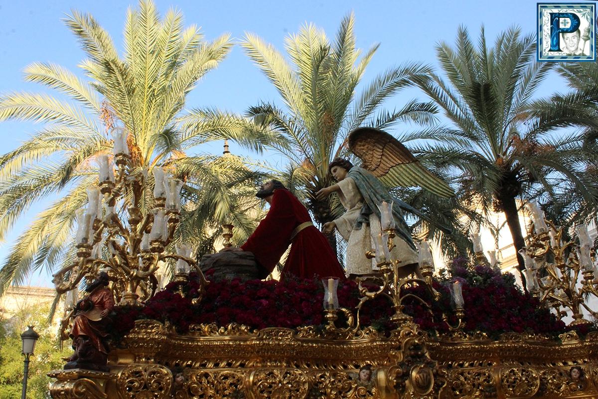 """A PIE DE PASO: """"Los sonidos de la Extraordinaria del Señor de la Oración el Huerto"""""""