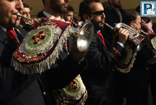 La Banda de Música de la Cruz Roja de Sevilla sigue desvelando detalles de su disco dedicado a Don Germán Álvarez Beigbeder