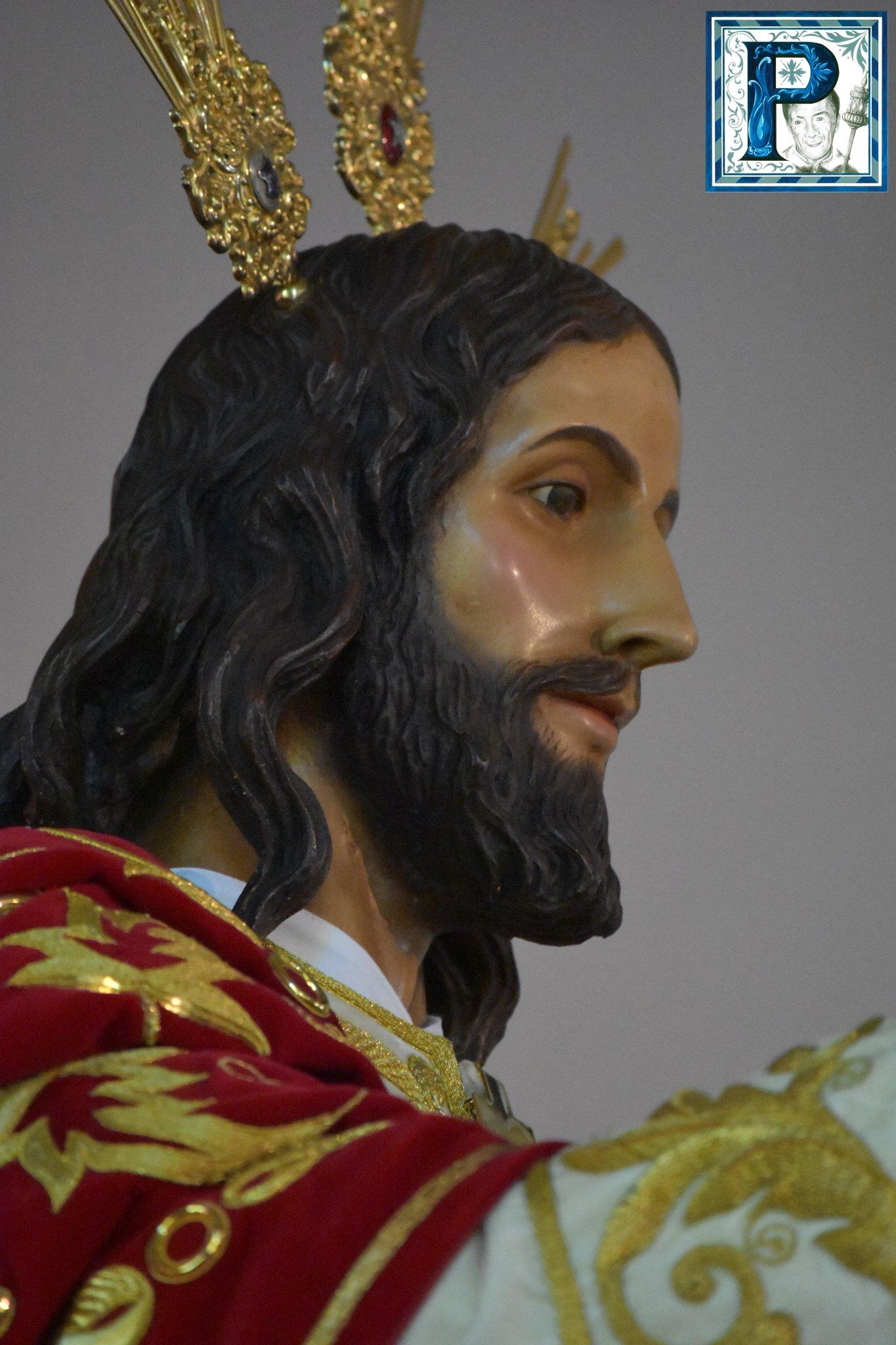 Asunción de Jódar acompañará a Cristo Rey la próxima Semana Santa
