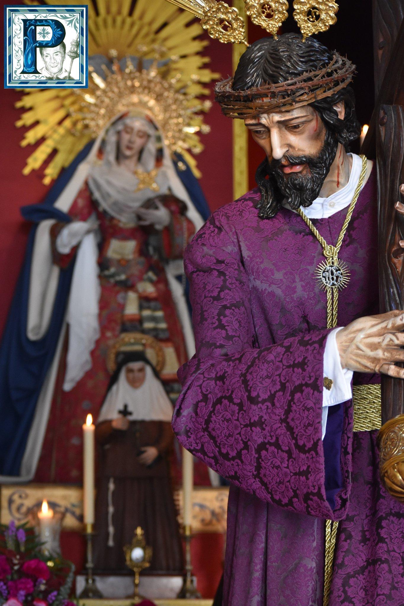 Los besamanos del primer domingo de Cuaresma desde el objetivo de Lucas Álvarez