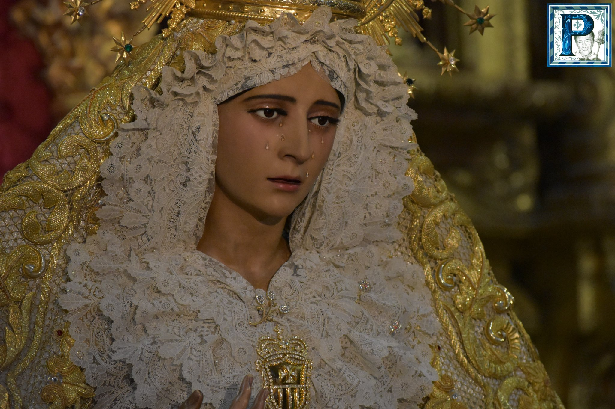 Velada en honor a Madre de Dios de la Misericordia