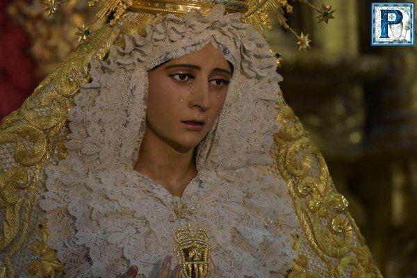 A PIE DE PASO: «Madre de Dios de la Misericordia en su salida extraordinaria»