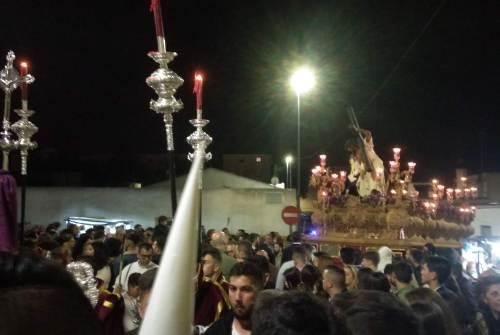"""A PIE DE PASO: """"El Señor de la Misión en Ronda del Pino"""""""