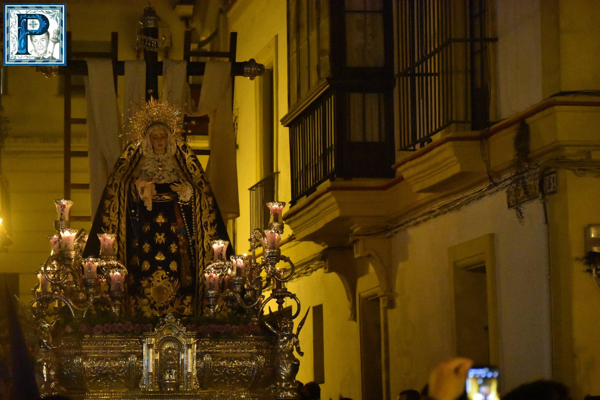 El paso de la Virgen de Loreto será estrenado tras la Semana Santa