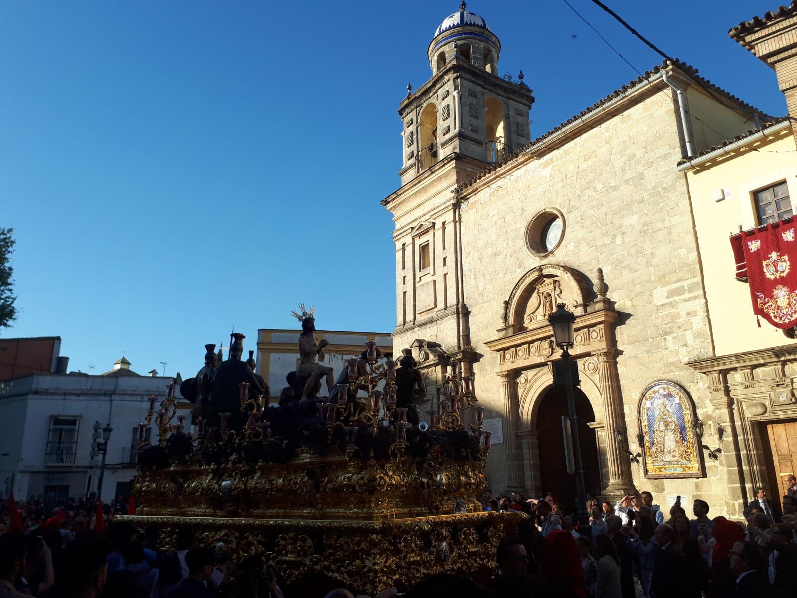 El Beato Marcelo Spínola inicio de los cultos en San Mateo