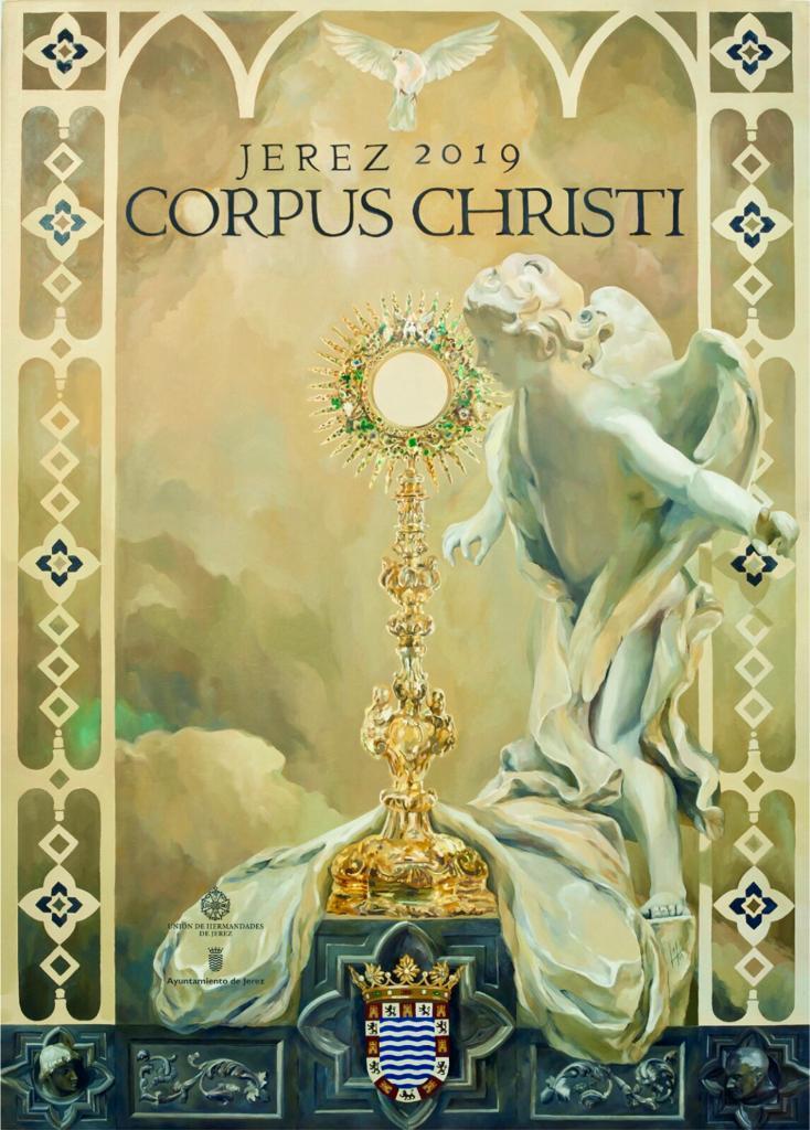 La Solemnidad del Corpus en Jerez ya tiene cartel