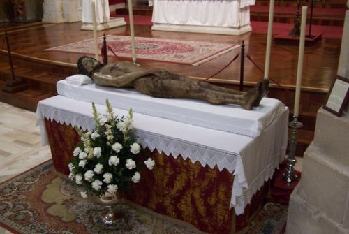 Triduo en rogativas al Cristo de las Aguas