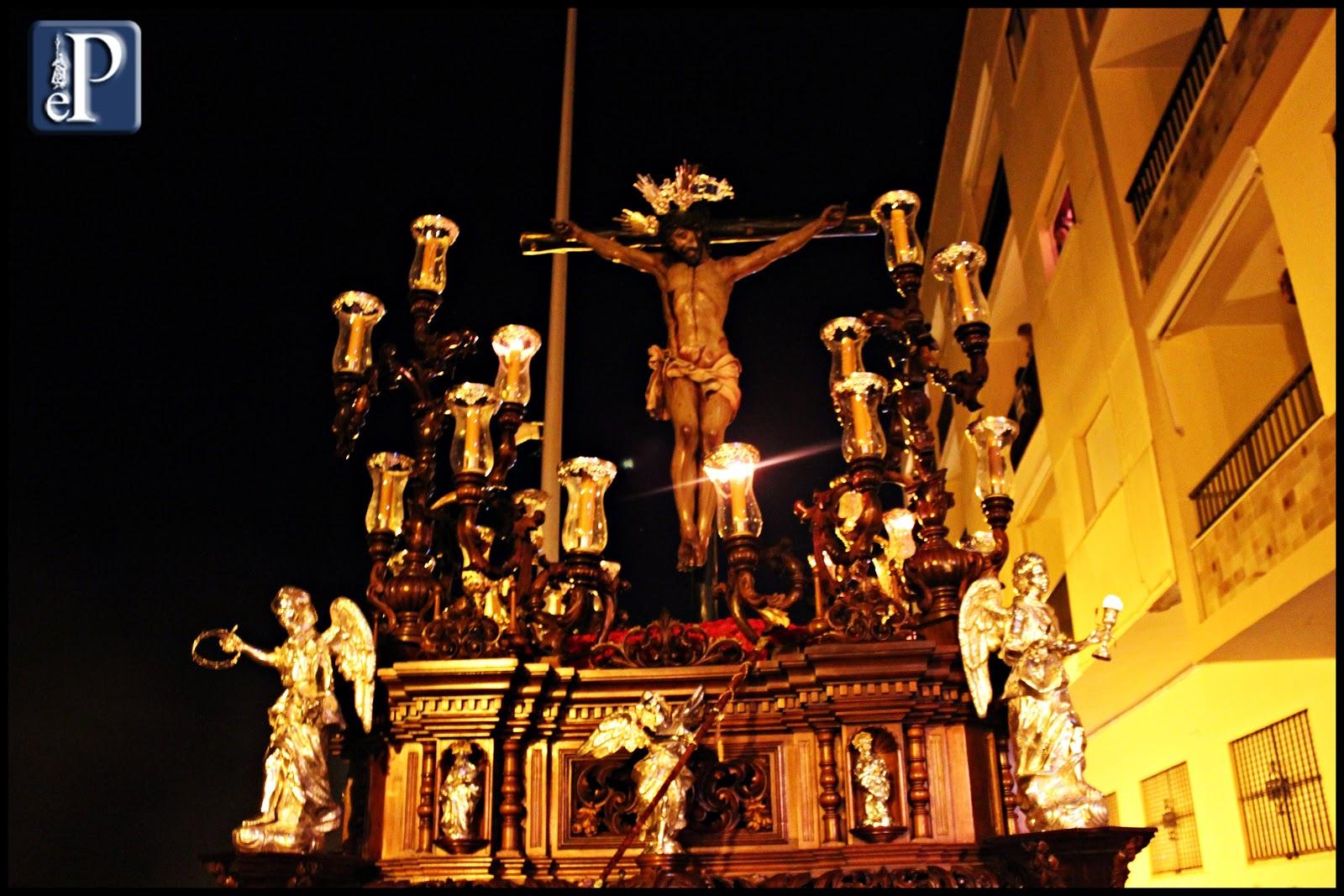 A PIE DE PASO: «El Cristo de la Misericordia de Chipiona»