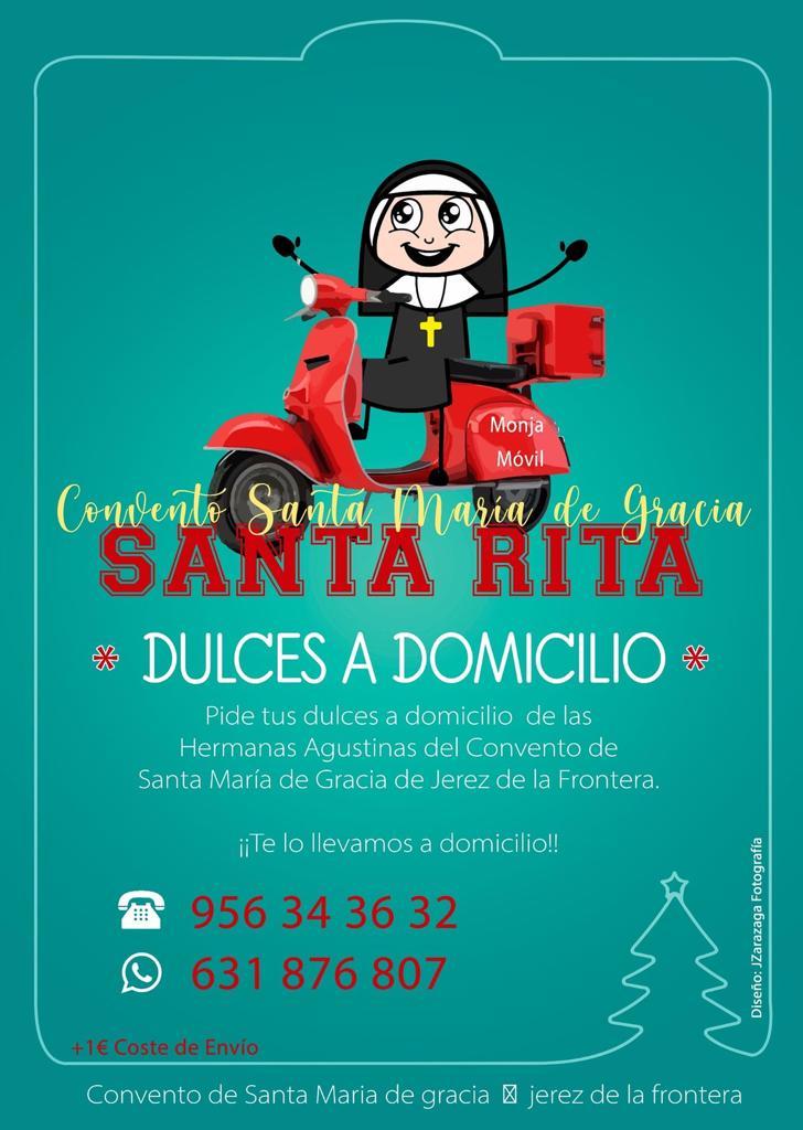 La curiosa iniciativa de las religiosas del Convento de Santa María de Gracia para estas fechas