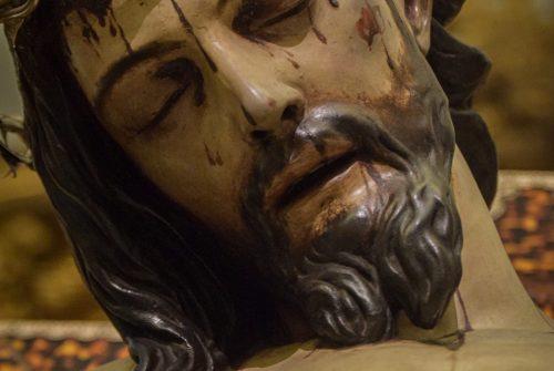 Vía Crucis presidido por el Santísimo Cristo de la Salud