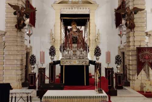 María epicentro de la Pasión