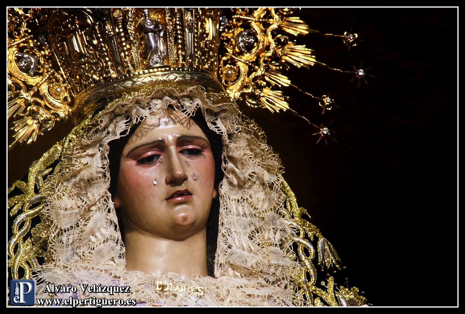 Se aplaza la Coronación Canónica de la Virgen de los Dolores en Sanlúcar