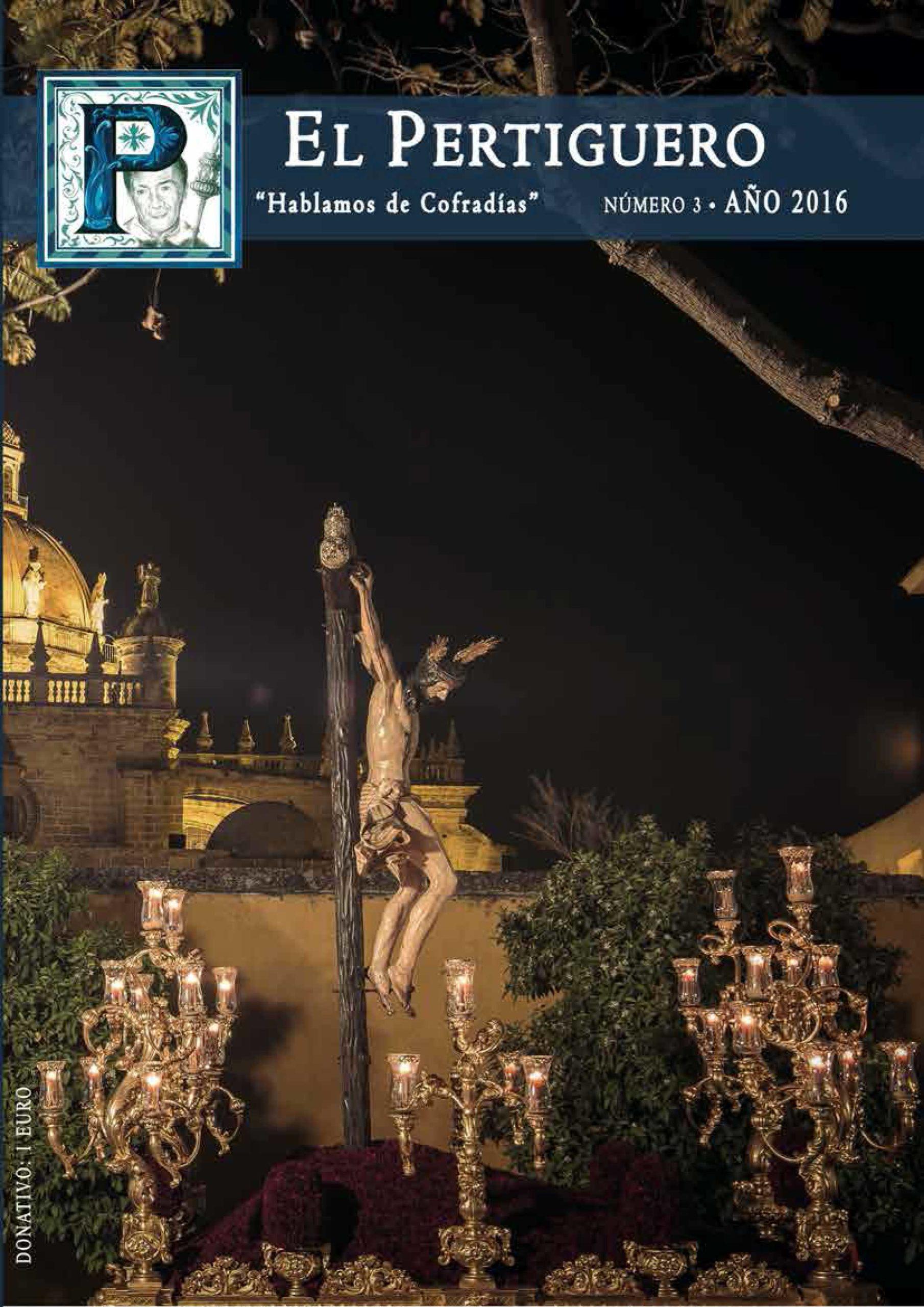 Accede gratuitamente a las ediciones de «El Pertiguero, la revista» publicadas entre 2014 y 2019