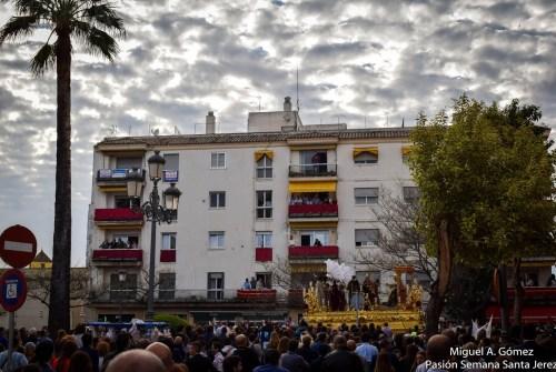 Galería histórica del Domingo de Ramos