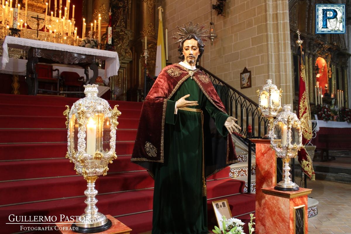La despedida de San Juan Evangelista desde el objetivo de Guillermo Pastor