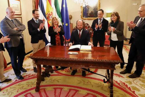 Pablo Baena será el pregonero de la Semana Santa 2021