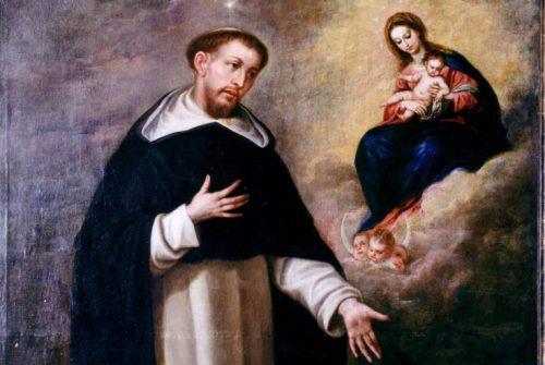 Cultos en honor a Santo Domingo de Guzmán