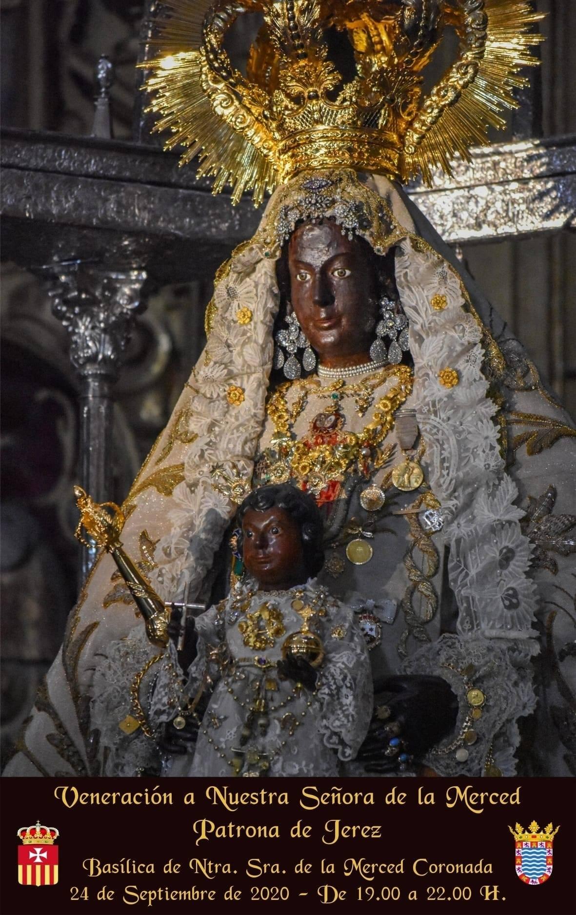 El día de la Virgen de la Merced ya cuenta con cartel anunciador
