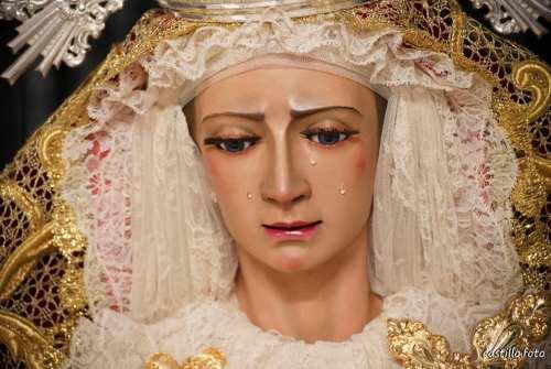 Actos en el Santuario de María Auxiliadora con motivo de la veneración a la Virgen del Confinamiento
