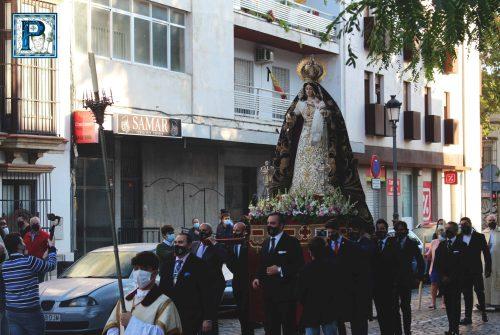 Galería: Traslado de Madre de Dios del Rosario a Santiago
