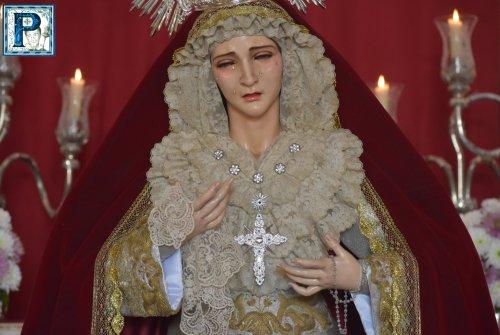 Galería: las veneraciones del Tercer Domingo de Cuaresma por Lucas Álvarez